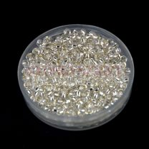 Miyuki kásagyöngy - 1 - Silver Lined Crystal - méret:11/0 - 30g-AKCIOS