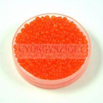 Miyuki kásagyöngy - 138 -  Transparent Orange - méret:11/0 - 30g