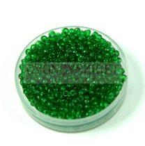 Miyuki kásagyöngy - 146 - Transparent Green - méret:11/0 - 30g-AKCIOS