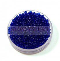 Miyuki kásagyöngy - 151 - Transparent Cobalt - méret:11/0 - 30g-AKCIOS