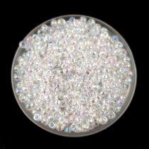 Miyuki kásagyöngy - 250 - Rainbow Crystal - méret:11/0 - 30g-AKCIOS
