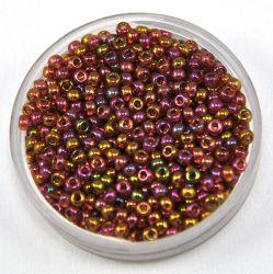 Miyuki kásagyöngy - 301 - Gold Luster Rainbow Topas - méret:11/0