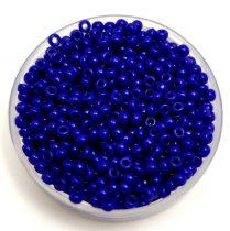 Miyuki kásagyöngy - 414 - Opaque Cobalt - méret:11/0