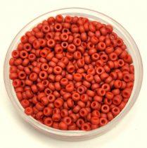 Miyuki Japanese Seed Bead - 2314 - Matte Opaque Terra Cotta - méret: 11/0