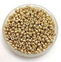 Miyuki  kásagyöngy - 5101 - Duracoat Galvanized Pale Gold - méret:11/0