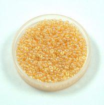 Miyuki kásagyöngy - 162 - Lustered Honey - méret:15/0