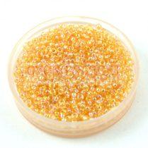 Miyuki kásagyöngy - 251 - Rainbow Light Amber - méret:15/0 - 15g - AKCIOS