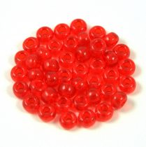 Miyuki Japanese Round Seed Bead - 140 - Light Siam - size: 6/0