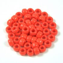 Miyuki kásagyöngy - 407 - Opaque Red - 6/0