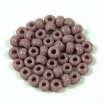 Miyuki Japanese Round Seed Bead - 410 - Opaque Purple - size: 6/0