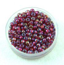 Miyuki Japanese glass seedbead - 11R - Silver Lined Ruby AB - méret:8/0