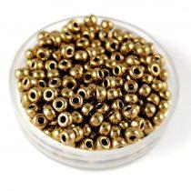 Miyuki Japanese Round Seed Bead - 457l - Light Bronze - size:8/0
