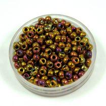 Miyuki  kásagyöngy - 462 - Metallic Gold Iris - méret:8/0