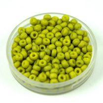 Miyuki kásagyöngy - 2316 - Opaque Matte Lime - méret:8/0