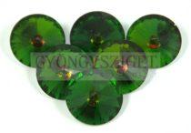 Matubo  rivoli - olivine vitrail - 16mm