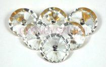 Matubo  rivoli - crystal - 20mm