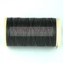 Nylbond fűzőcérna - dark brown - 60m