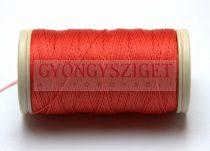 Nylbond fűzőcérna - piros - 60m