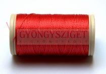 Nylbond fűzőcérna - Chinese red- 60m