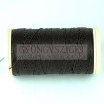 Nylbond fűzőcérna - dark choco - 60m