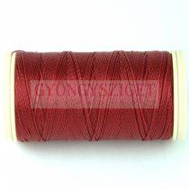 Nylbond fűzőcérna - dark red - 60m