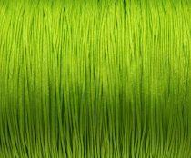 Nylon zsinór - 0.5 mm - Lime