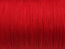 Nylon zsinór - 0.5 mm - Red