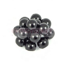 Ónix gyöngy - 8mm