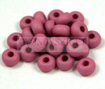 Pandora gyöngy - silk satin mauve - 9mm