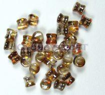 Cseh Pellet gyöngy - crystal venus -4x6mm