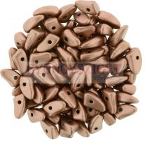 Czech Mates Prong - Matte Copper - 3x6mm