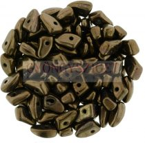Czech Mates Prong - Dark Bronze - 3x6mm