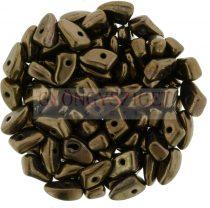 Czech Mates Prong - Dark Bronze - 3x6mm