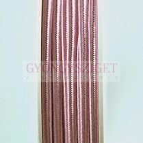 Pega Sujtás zsinór - babarózsaszín - 3mm