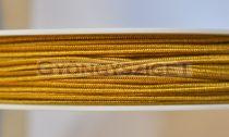 Pega Sujtás zsinór-mustár arany
