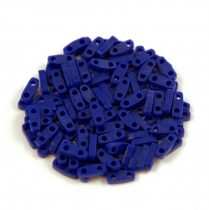 Miyuki Quarter Tila gyöngy - 414 - Opaque Cobalt - 1.2 x 5mm