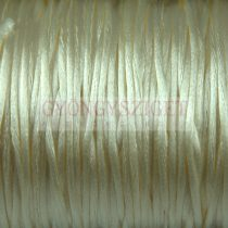 Rattail - Silky Finish Synthetic Cord - 1mm - Light Beige