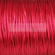 Rattail - Silky Finish Synthetic Cord - 1mm - Magenta