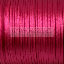Rattail - Silky Finish Synthetic Cord - 2mm - Magenta