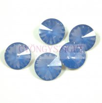 Rivoli - akril - air blue opal - 12mm