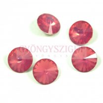 Rivoli - akril - pink opal - 12mm