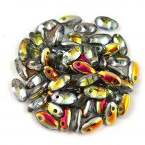Rizo gyöngy - kristály marea - 2.5x6mm