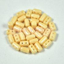 Rulla gyöngy-3x5mm - ivory