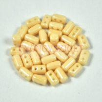 Rulla bead 3x5mm ivory