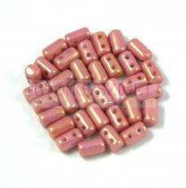 Rulla bead 3x5mm Rose Bronze Luster