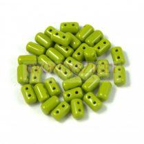 Rulla gyöngy-3x5mm - telt oliva