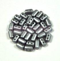 Rulla gyöngy - 3x5mm - Pastel Light Grey