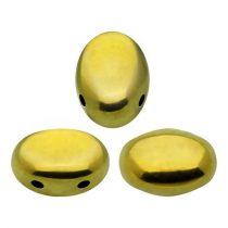 Samos® par Puca®gyöngy - Crystal Full Amber - 5x8 mm