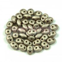 Superduo gyöngy 2.5x5mm - polichrome metallic walnut