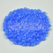 Superduo gyöngy 2.5x5mm - Light Blue